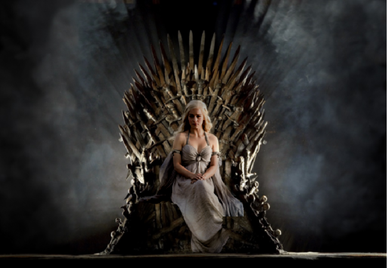 Daenerys Targaryen Iron Throne | www.pixshark.com - Images ...