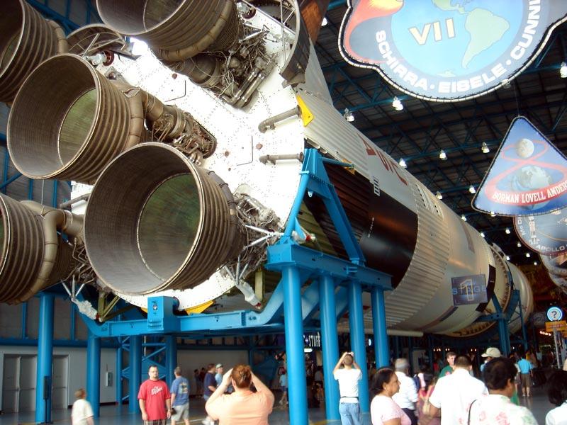 Cohete Saturn V