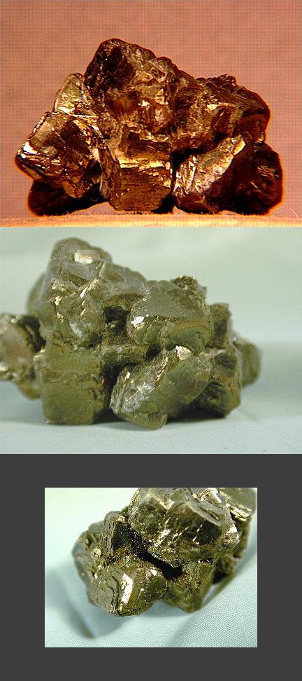 استعمالات كلكوبيريت Chalcopyrite
