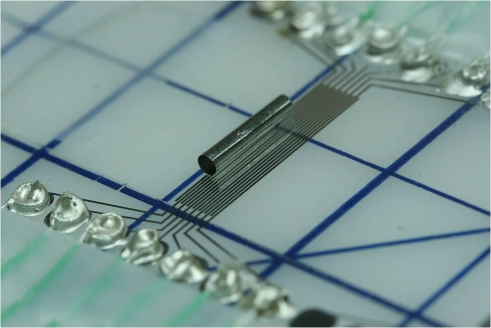 Millimeter Scale Catom