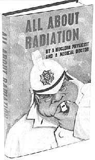 copertina di 'All about Radiation' del 1957
