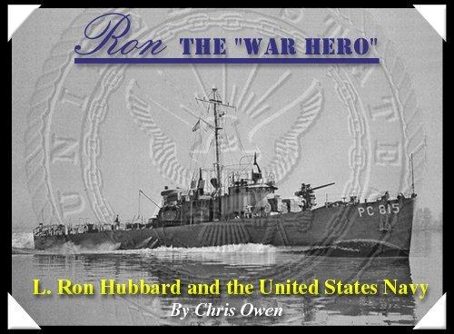 Ron, the War Hero