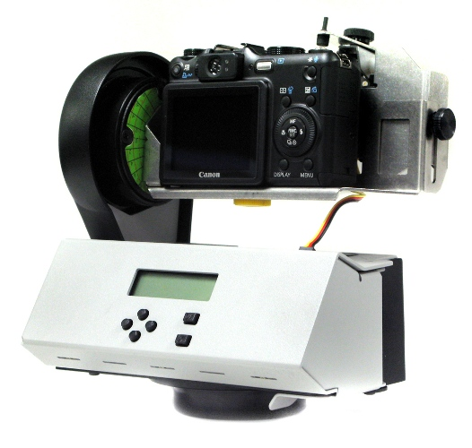 gigapan camera mount