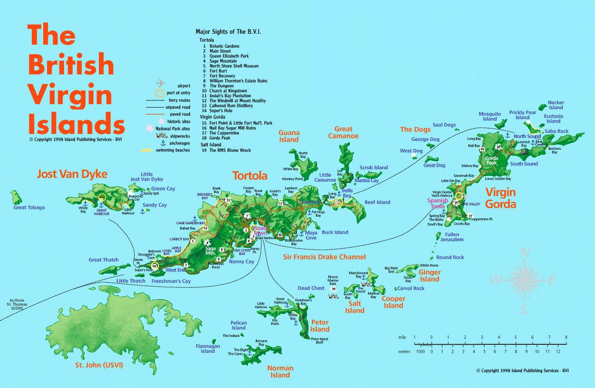 sailing lessons virgin islands show