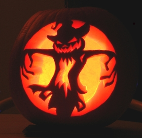 Ordinary Cool Easy Jack O Lanterns Designs #2: Scarecrow-s.jpg