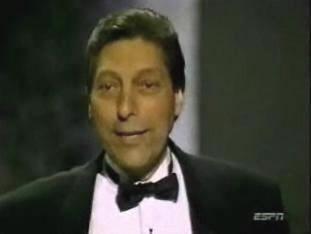 Jim Valvano at the 1993 ESPYs