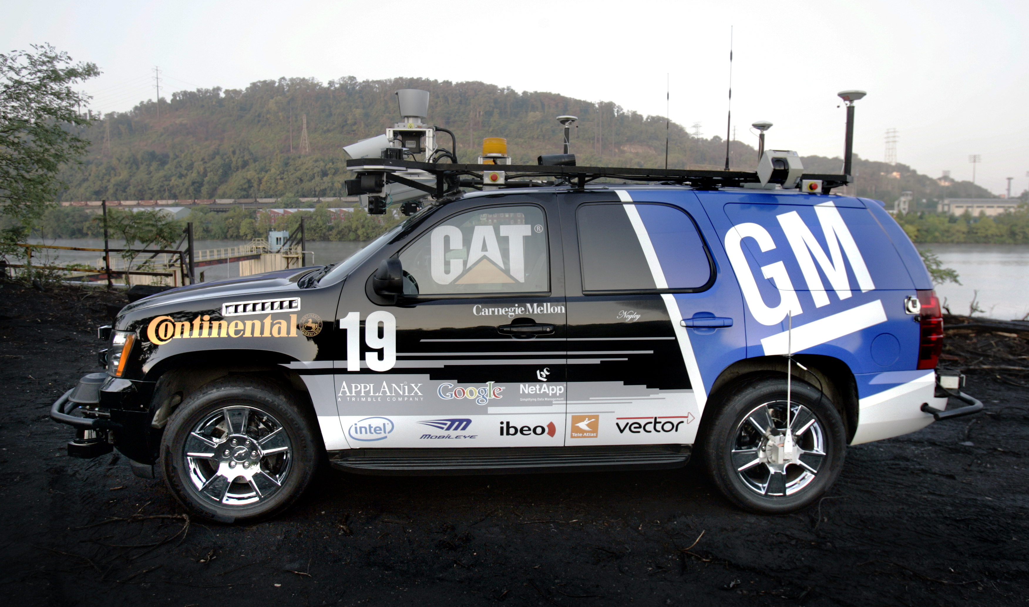 Cmu Self Driving Car Team