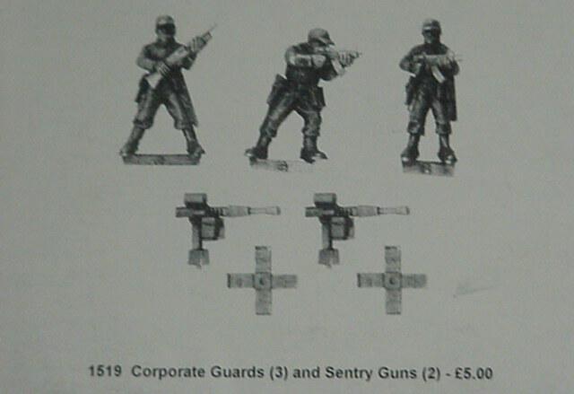 grenadier models  future warriors