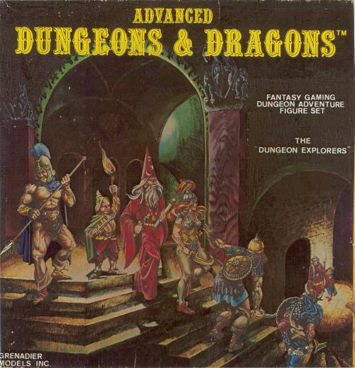 Advanced D and D Dungeon Masters Guide