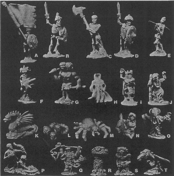 Call Of Cthulhu Miniatures. Grenadier Call of Cthulhu 217