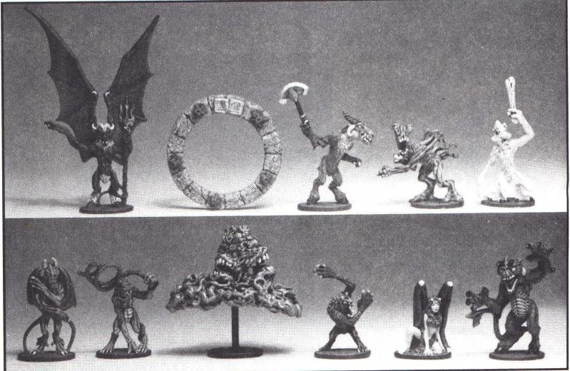 Grenadier Models Fantasy Lords Boxed Sets