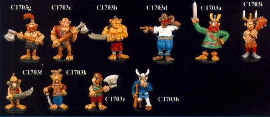 metal magic  asterix
