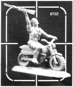 Bike History References BT Cross Country Bike and