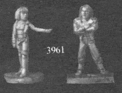3961 The Warrior