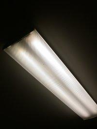 Luz fluorecente
