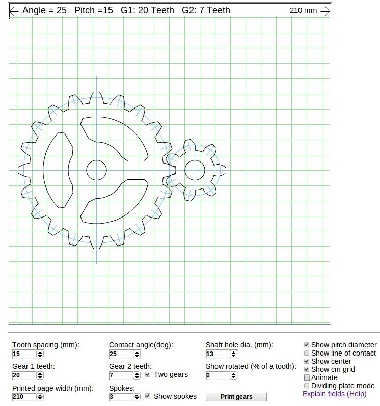 Assignment 1: Make a Spirograph