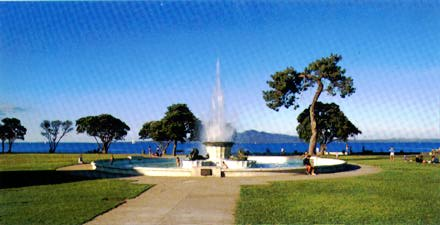 Pictures of auckland - Mission bay swimming pool auckland ...