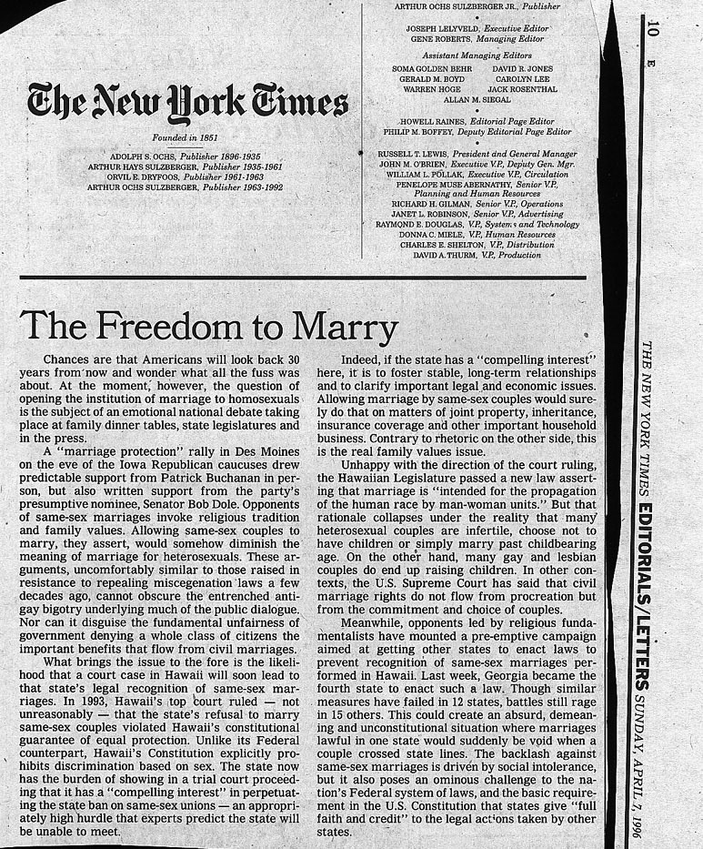 New york times opinion columns about relationships and dating