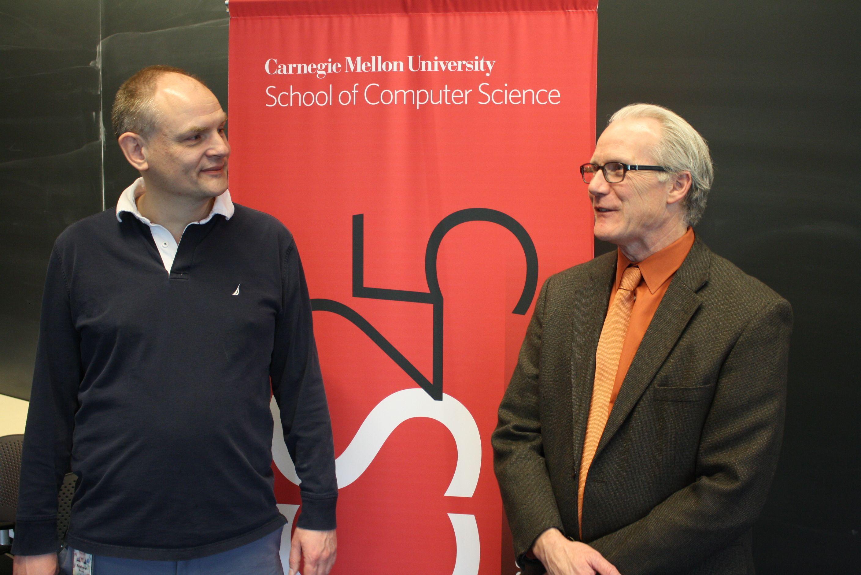 New dean has a familiar face - Carnegie Mellon School of Computer ScienceNew dean has a familiar face - 웹