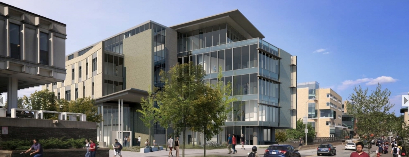 Architect Reveals Design of TCS Hall | Carnegie Mellon School of Computer Science