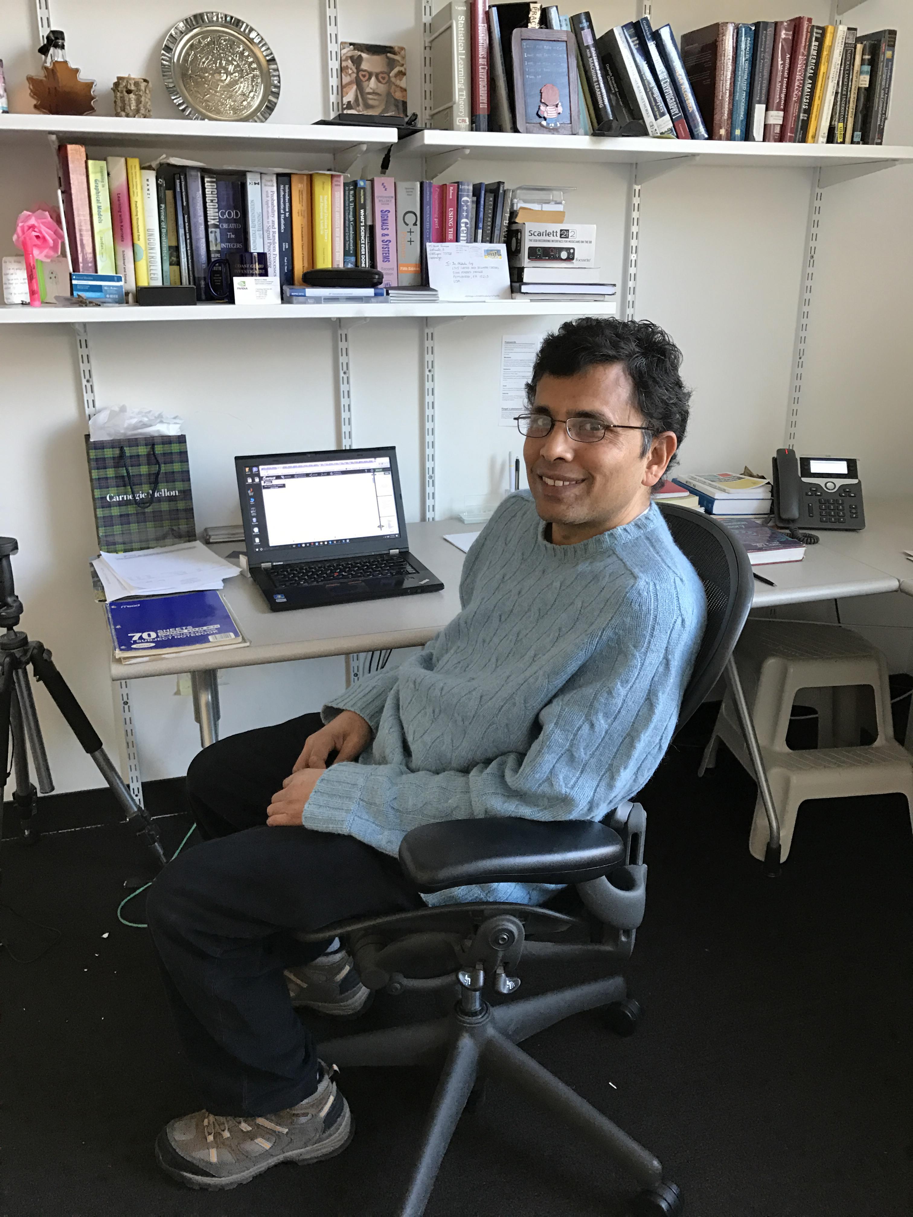 Bhiksha raj phd thesis