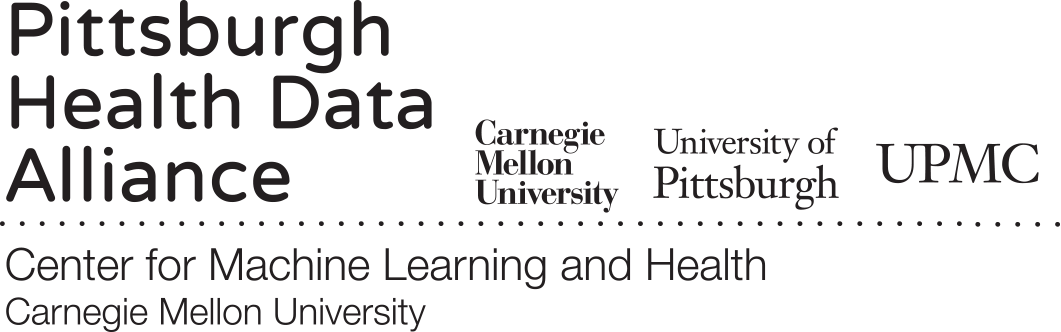 Center for Machine Learning and Health at Carnegie Mellon