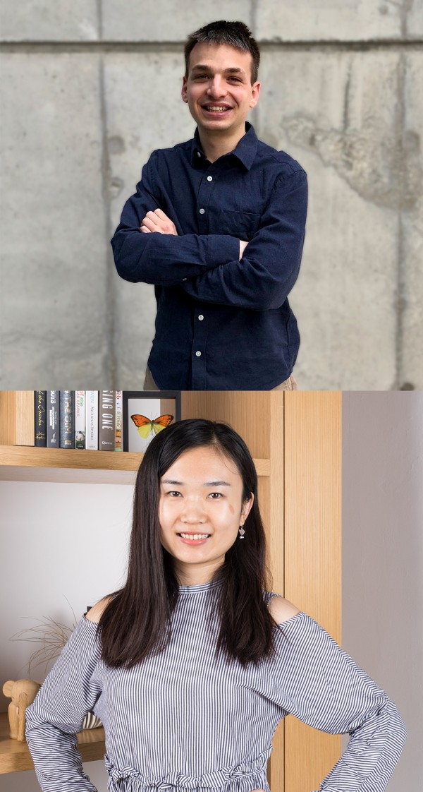 SCS Students Receive Apple AI/ML Fellowships