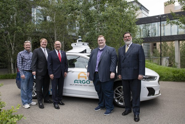 Carnegie Mellon University and Argo AI Form Center for Autonomous Vehicle Research