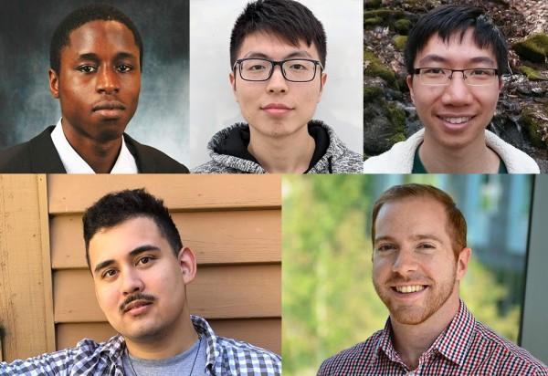 Cmu Graduation 2020.Scs Students Named 2020 Siebel Scholars Carnegie Mellon