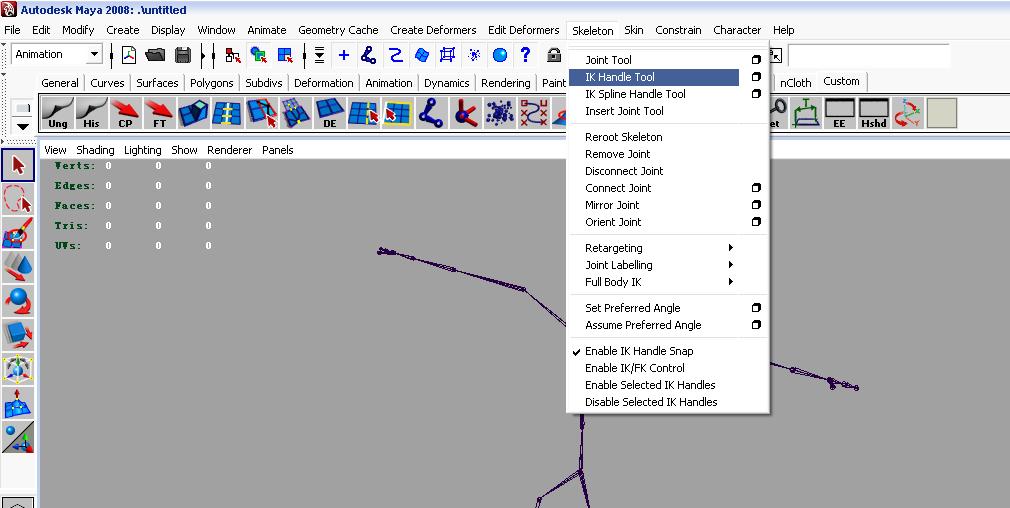 CS 15-464 Technical Animation 2013 Assignment 2