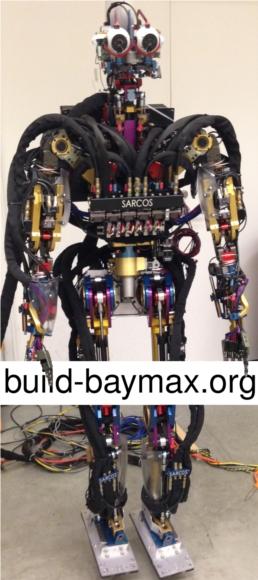 Big Hero 6: Let's Build Baymax