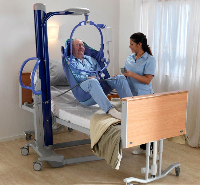 nursing lifting transferring and positioning of Communicated to nursing staff in a the lift or transfer process—regardless of a standing position with minimal assistance, a transfer belt or.