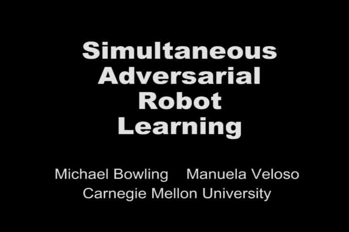 Carnegie Mellon Robot Soccer