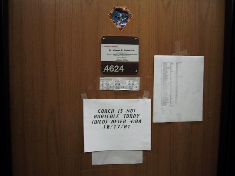 Jeff S Door Study
