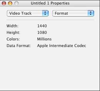 HDV: FX1 + iMac + iMovie HD = ???