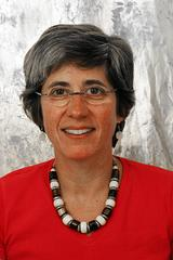 Manuela Veloso. Picture from Carnegie-Mellon homepage.
