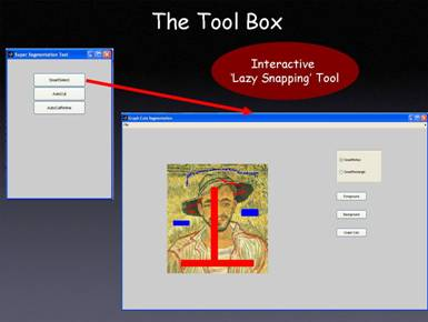 Interactive Segmentation Tool-Box