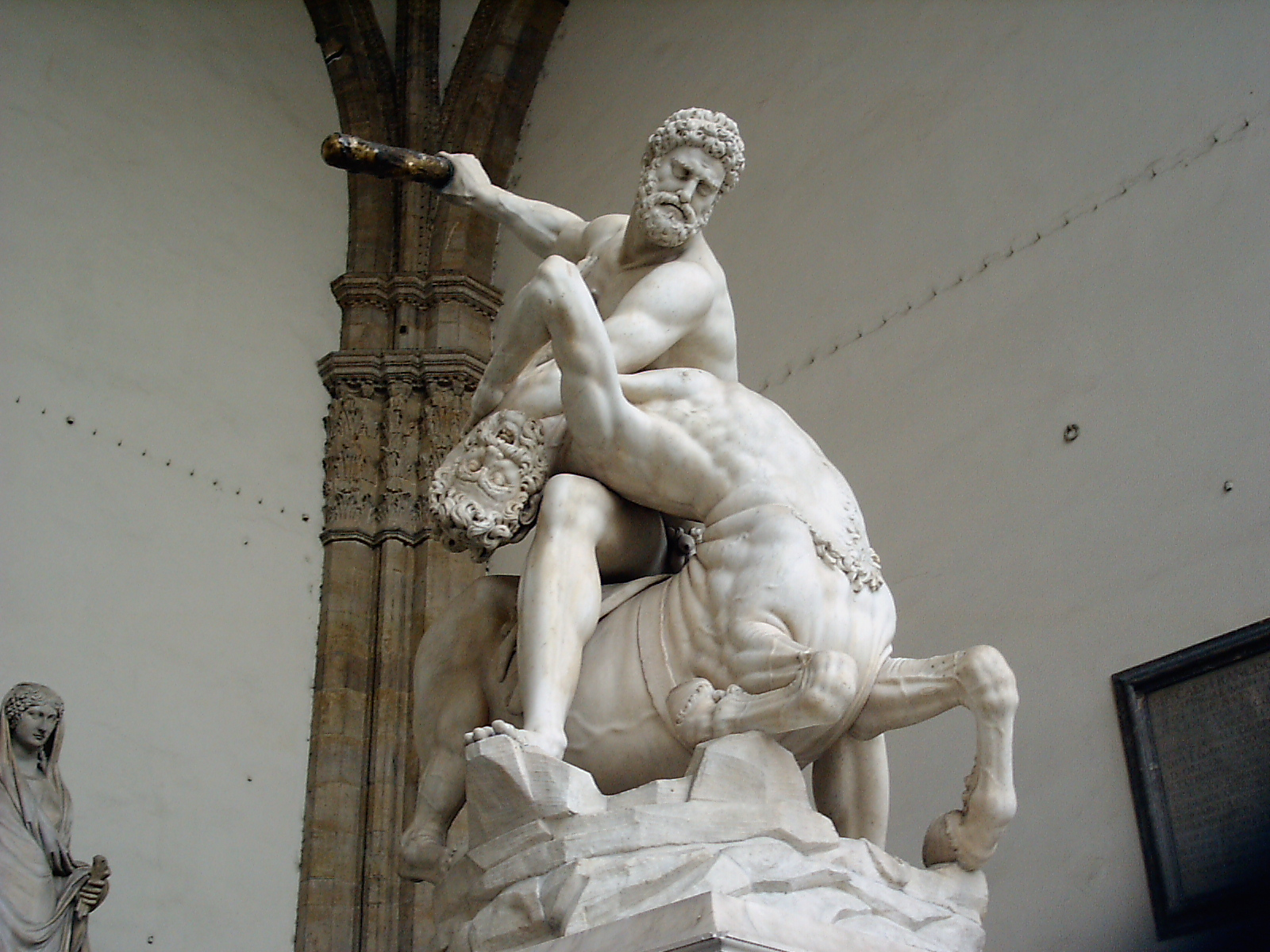 Tiny 2 Album Firenze Hercules Beating Centaur
