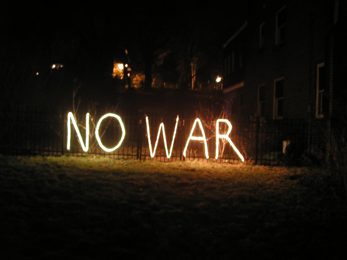 Grafikerler Savaşa Hayır Dayanışması