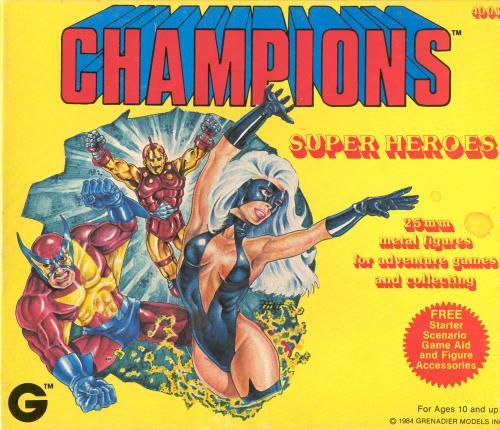 grenadier models  champions