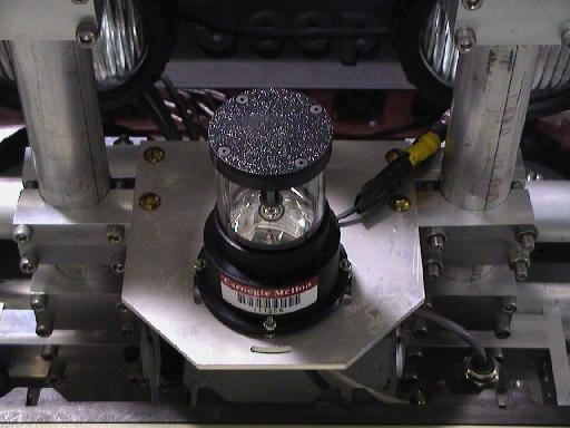 Precision Angular Rate Sensor